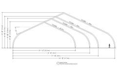 Alu-Span TFS 380 Drawing